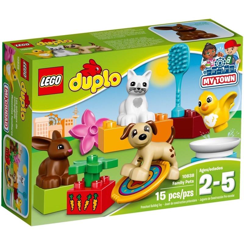 LEGO Duplo 10838 Family Pets