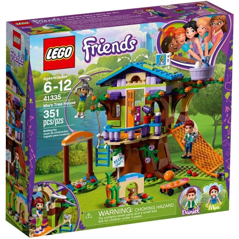 LEGO Friends 41335 เลโก้ Mia's Tree House