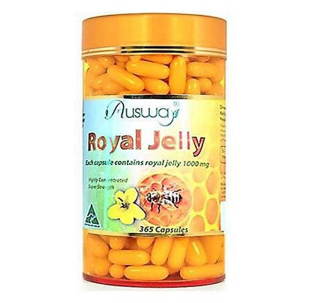 Ausway Royal Jelly 1,000mg นมผึ้ง ออสเวย์ [VIP 990 บาท]