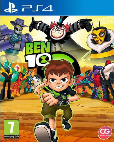 PS4- Ben 10