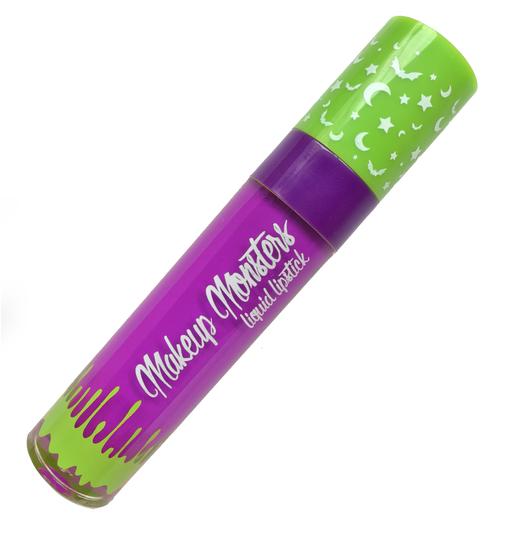 ( พรีออเดอร์ ) Makeup Monster Matte Liquid Lipstick สี Nefarious