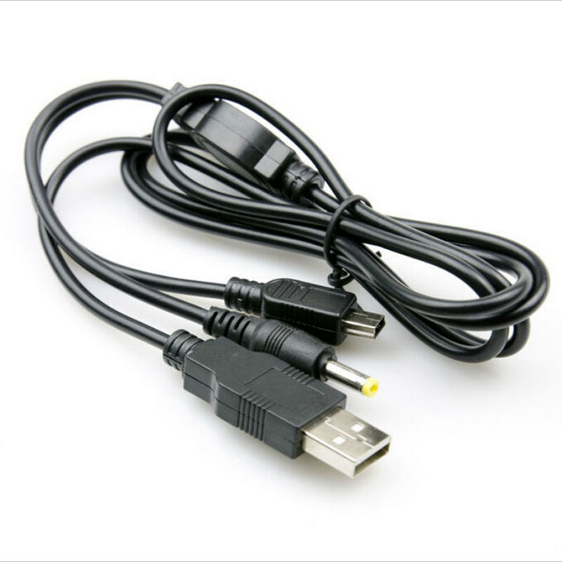USB Data Charger Cable For PSP