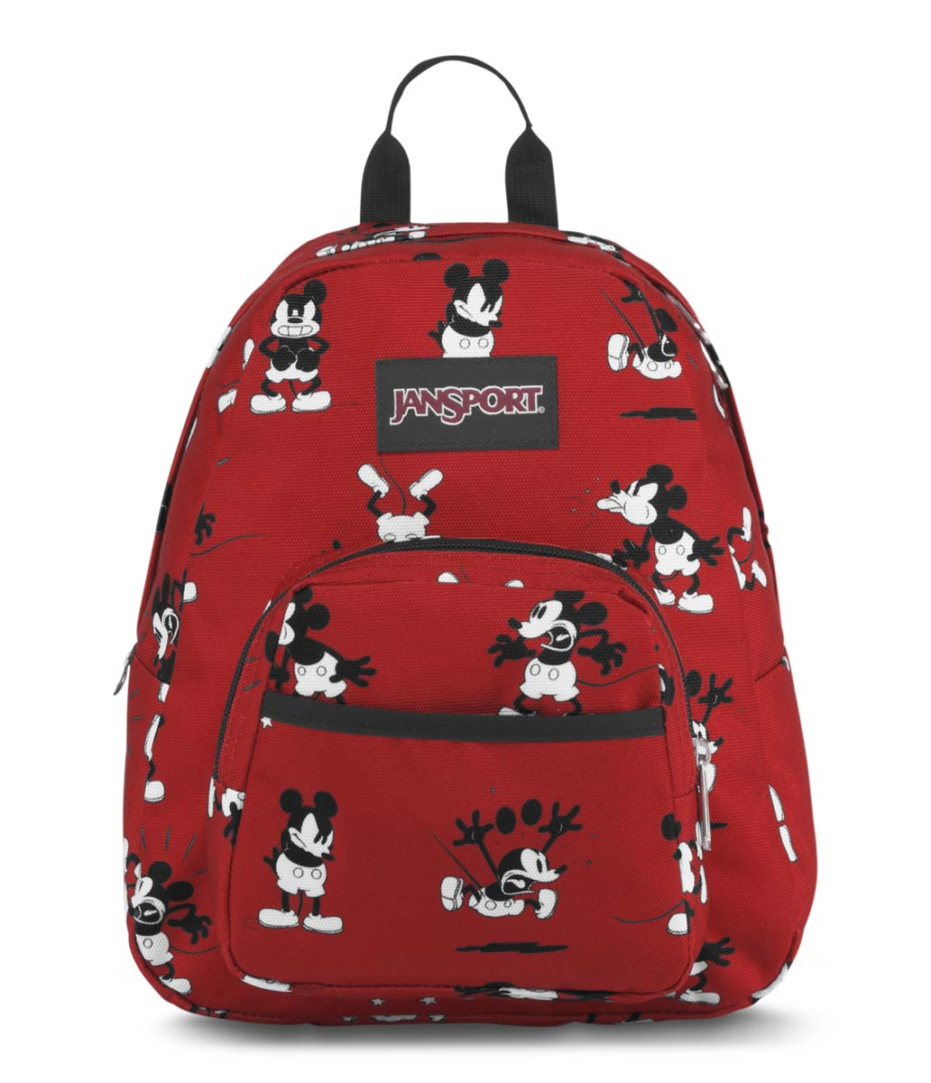 JanSport กระเป๋าเป้ รุ่น Half Pint FX - Disney Red Tape Mr.Mickey
