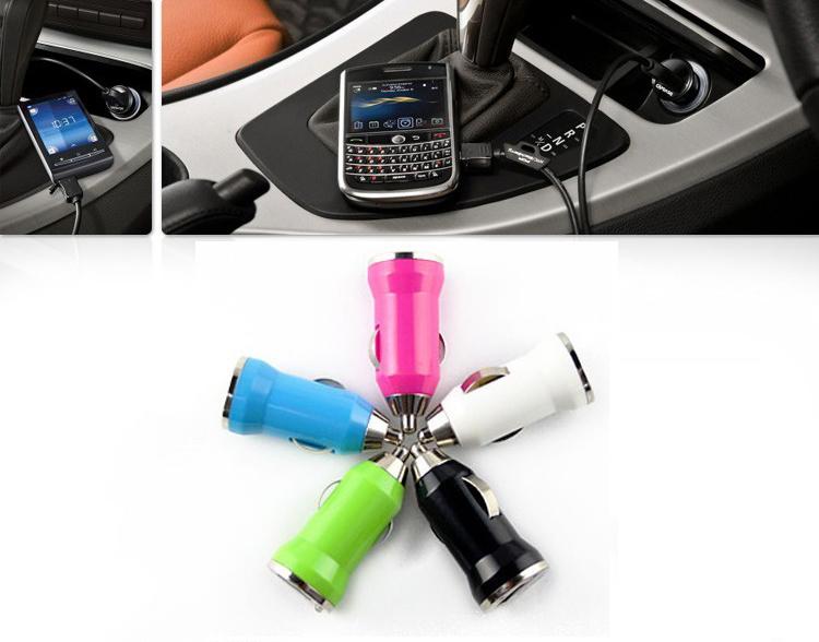 USB ที่ชาร์จในรถ