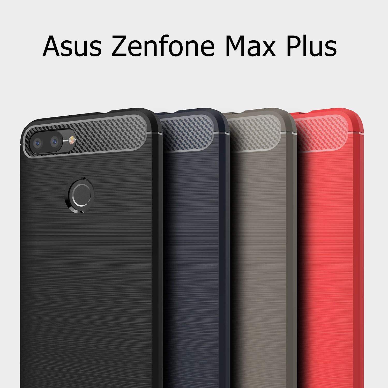 เคส Asus Zenfone Max Plus / M1 (ZB570TL) แบบ TPU กันกระแทก