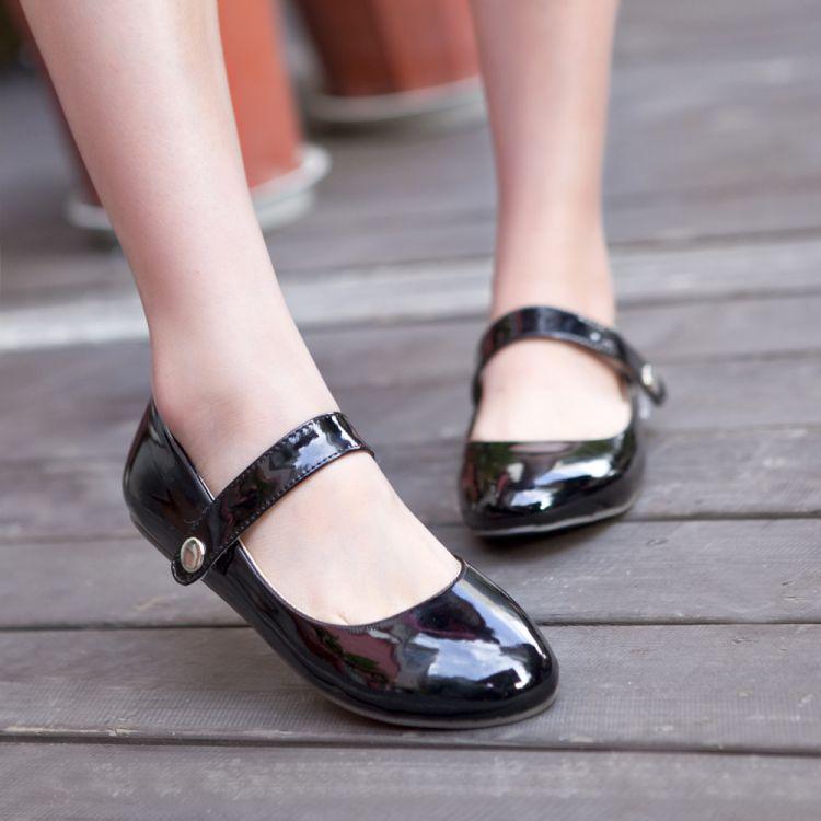 Preorder รองเท้าส้นเตี้ย 30-50 รหัส N5-7625