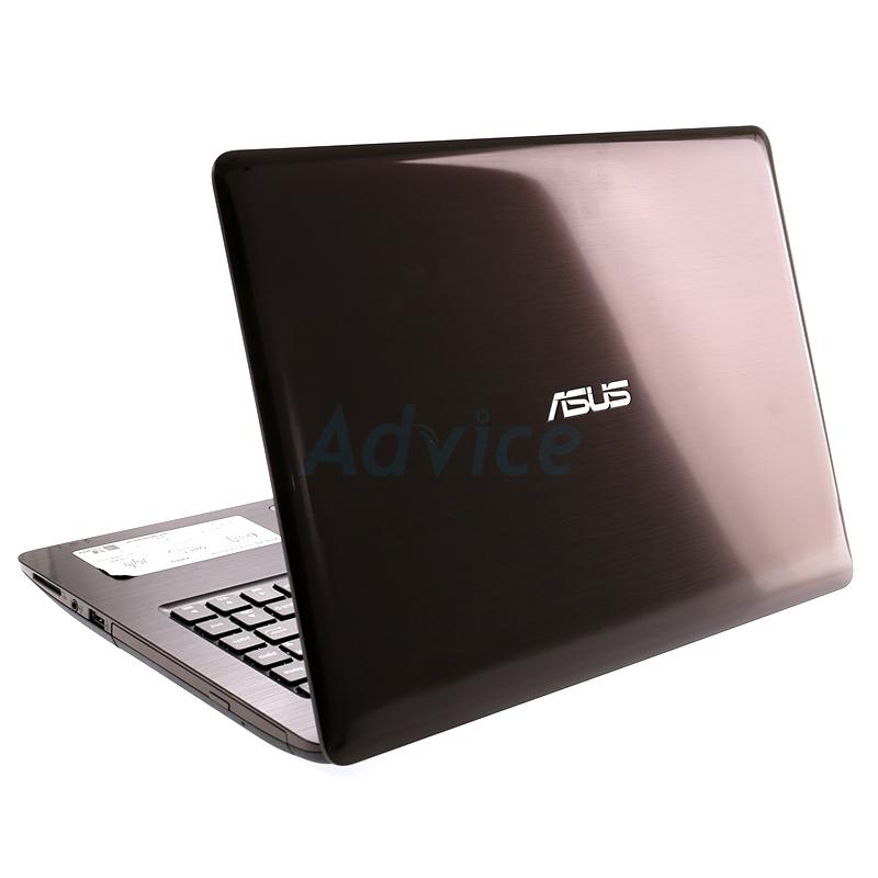 Notebook Asus K456UF-WX065D (Dark Brown)