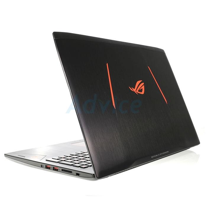 Notebook Asus ROG Strix G502VM-GZ507 (Black Metal) Free Headset & Mouse (ในกล่อง)