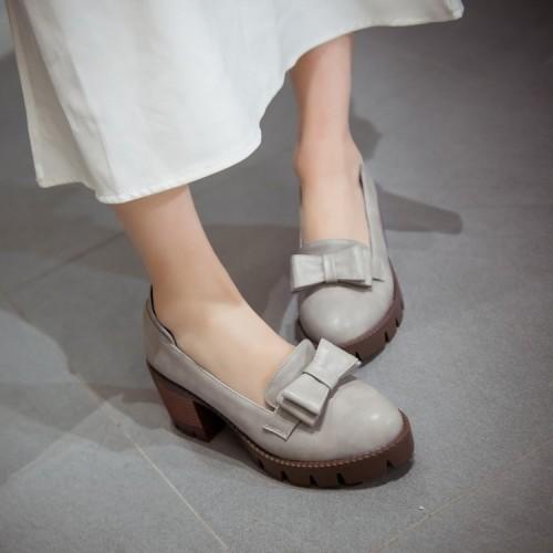Preorder รองเท้าสไตล์เกาหลี 34-39 รหัส N5-3302
