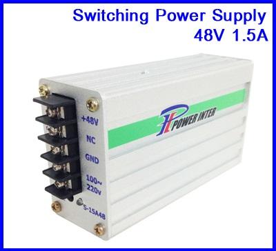 สวิทชิ่งเพาเวอร์ซัพพลาย Switching Power supply 48V 1.5A 72W
