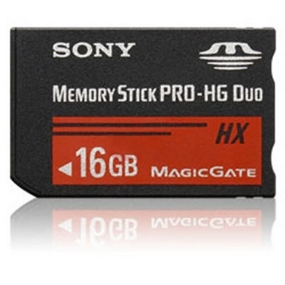 Sony 16 GB Memory Stick Pro-HG Duo (Fake)