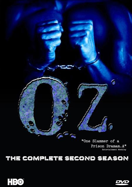 Oz Season 2 / คนโหด คุกเดือด ปี 2 / 3 แผ่น DVD (บรรยายไทย)