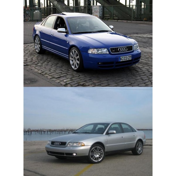 คู่มือซ่อมรถยนต์ รถ AUDI A4, B5 รหัสสินค้า AD-001