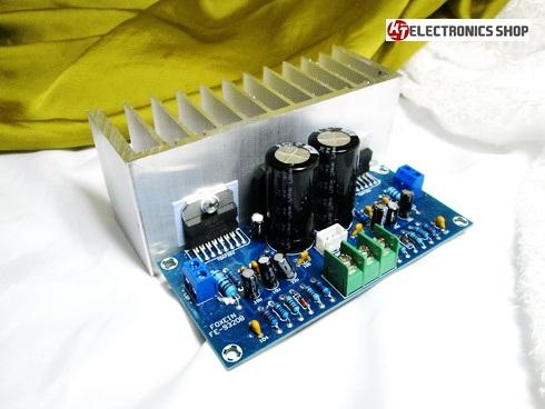 ภาคขยายเสียง TDA7293 200 W (RMS)