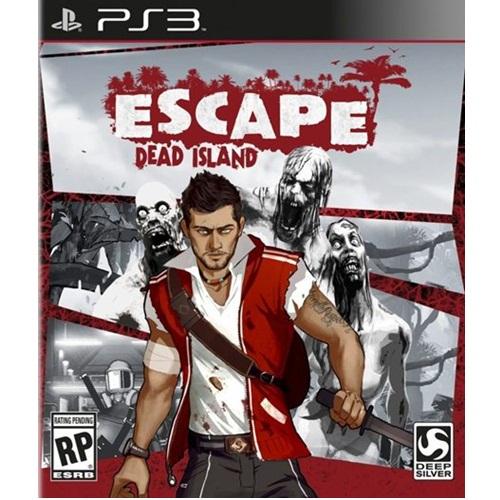 PS3: Escape Dead Island (Z3) [ส่งฟรี EMS]