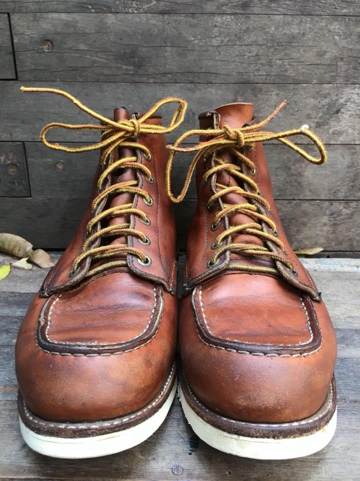 Redwing875 size 8.5