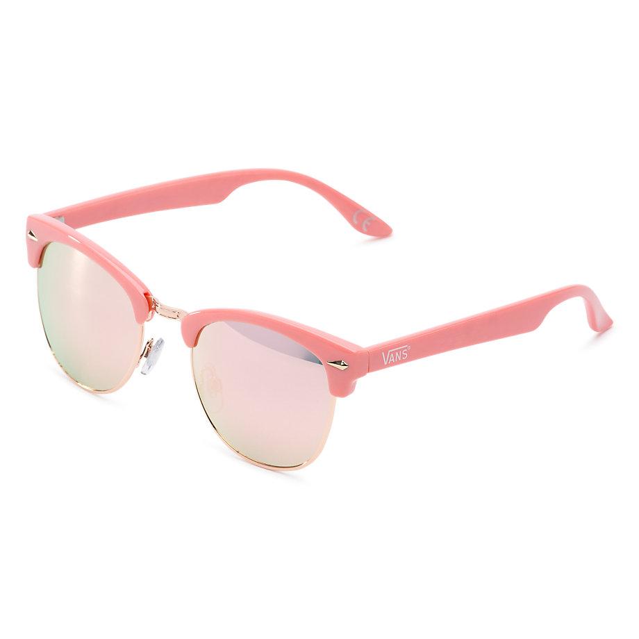 Vans Sound Systems Sunglasses - Rose Gold