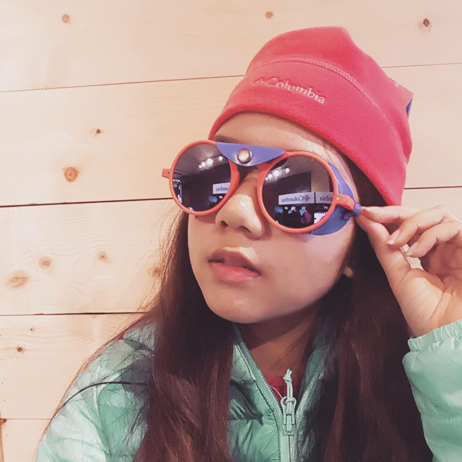 See Concept | Paris รุ่น Glacier สี Orange Neon แว่นกันแดด UV 100% ที่ The Puffin House