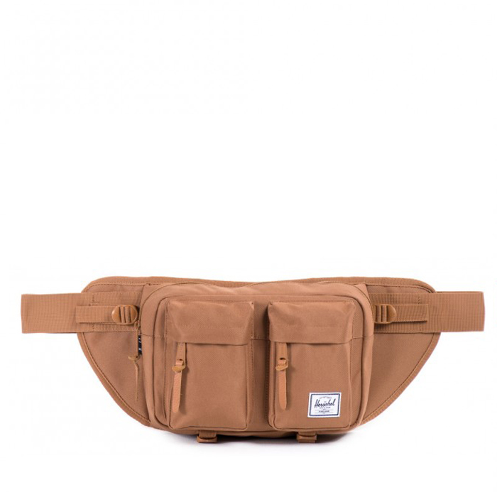 Herschel Eighteen Hip Pack - Caramel