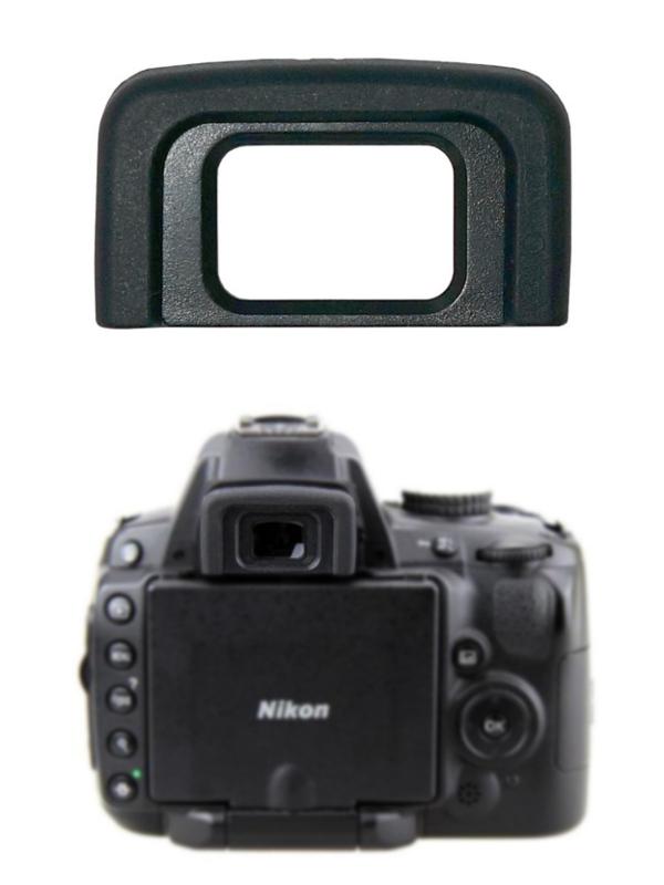 Nikon DK-25 ยางรองตา Rubber Eyecup Eyepiece for D5500 D5300 D3400 D3300
