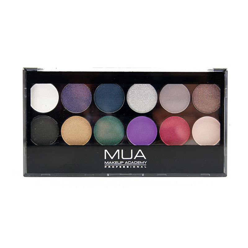 MUA Eyeshadow Palette #Glamour Nights