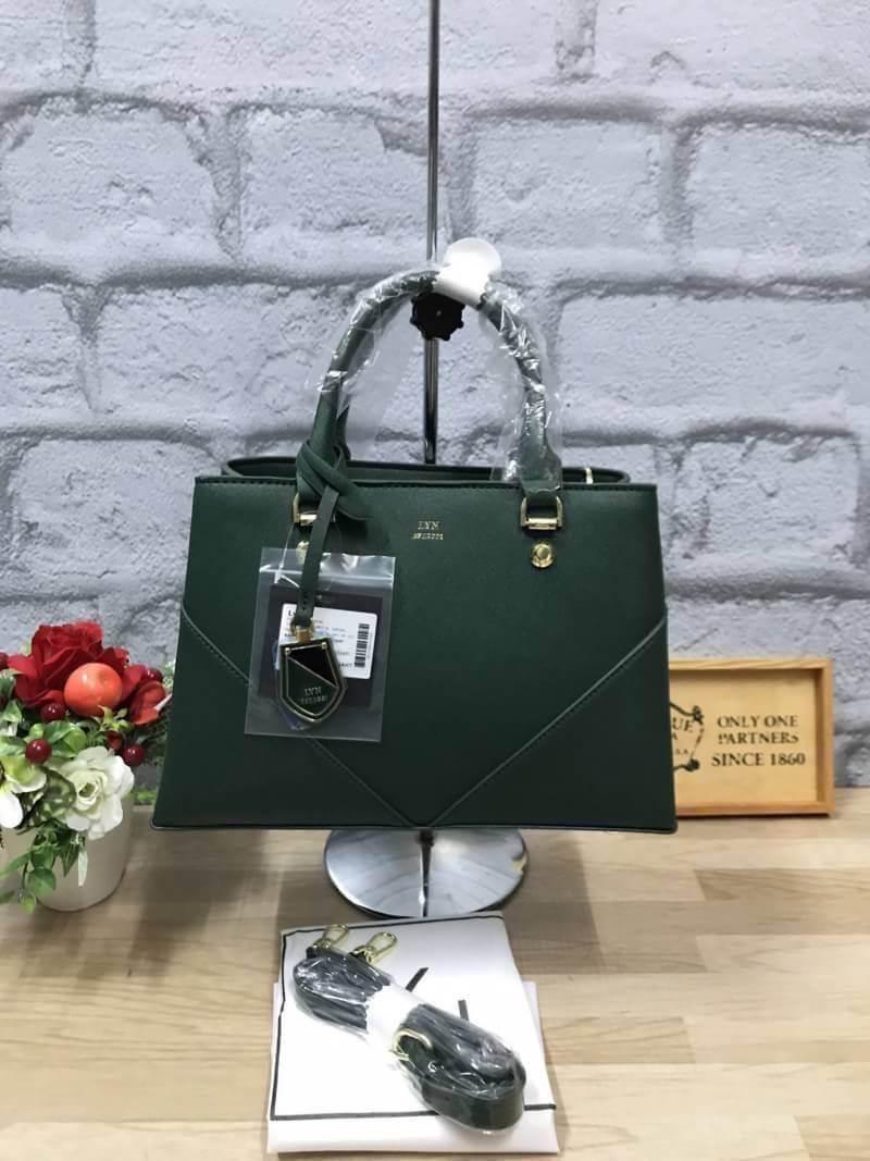 LYN AMOUR M BAG *สีเขียว