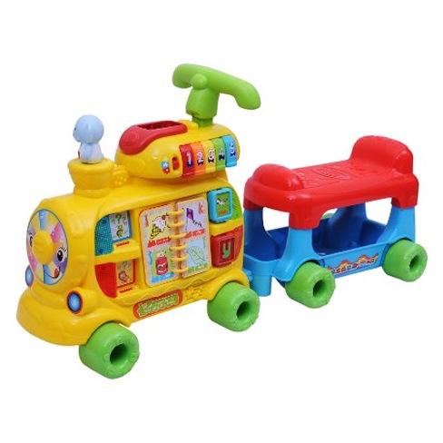 Learning train รถผลักเดิน รถขาไถ สอน ABC