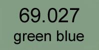 mecha vallejo 69. 027 green blue 17 ml.