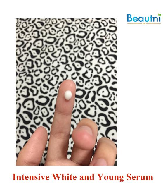 ฺBeautni Intensive White and Young Serum, บิวนี่, เซรั่มหน้าใส, เซรั่มหน้าเด็ก, เซรั่มลดริ้วรอย, เซรั่มบำรุงผิวหน้า
