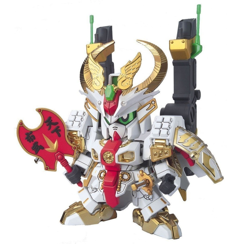 Bandai SD Legend Second Gundam Dai Shogun