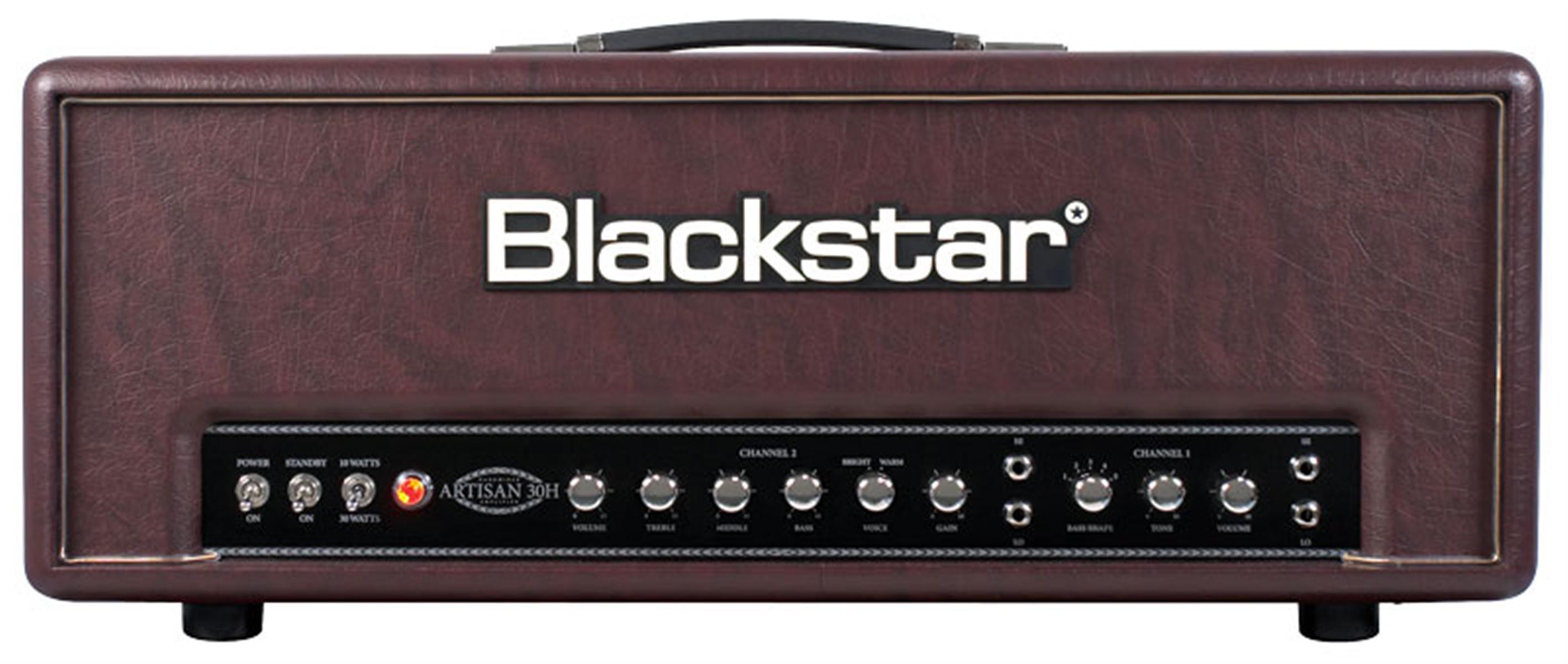 Blackstar Artisan 30 Head Tube Amp