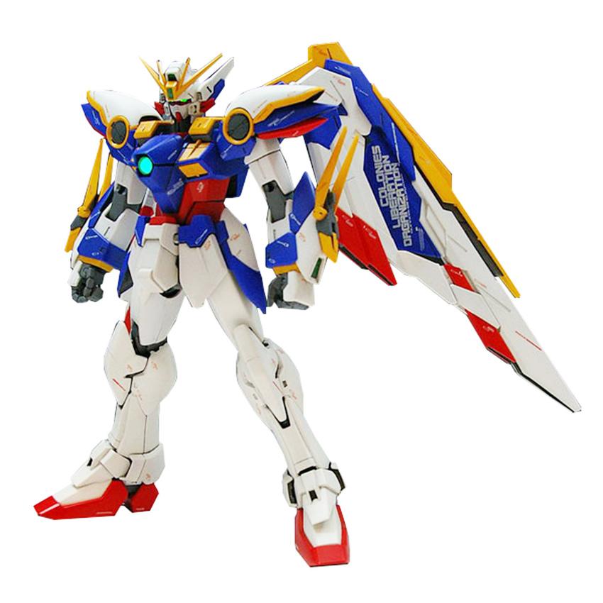Bandai MG Wing Gundam EW 1/100