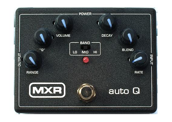 Jim Dunlop MXR Auto Q Envelope Filter M120