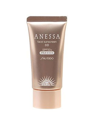 Shiseido Anessa Face Sunscreen BB SPF 50+ PA++++
