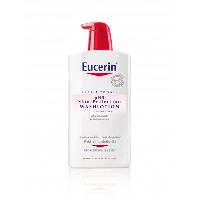 EUCERIN โลชั่นอาบน้ำ pH5 สกิน โพรเทคชั่น 1000 มล.
