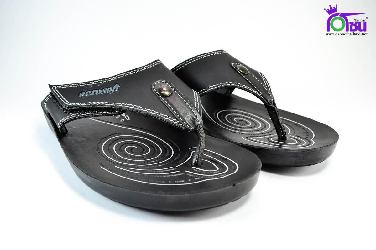 รองเท้าแตะหนัง Aerosoft G8713