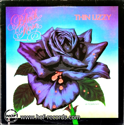 Thin Lizzy - Black Rose 1980 1lp