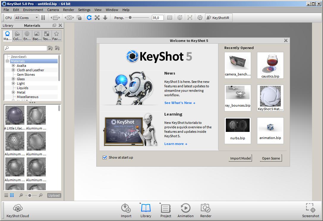 Luxion KeyShot Pro 5.0.97 (64 bit)