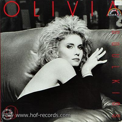 Olivia Newton-John - Soul Kiss 1985 1lp