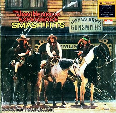 Jimi Hendrix Experience - Smash Hits 1Lp N.