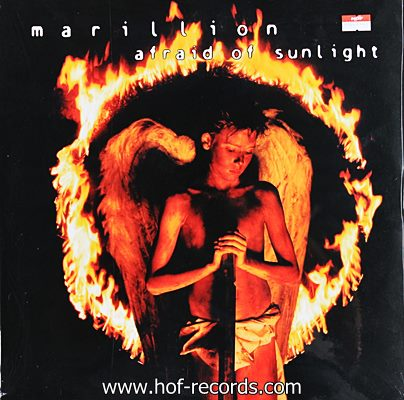 Marillion - Afraid Of Sunlight 1lp N.
