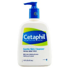 Cetaphil Gentle Skin Cleanser 250 ml.