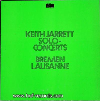 Keith Jarrett - Solo Concert Bremen Lausanne 1973 3lp