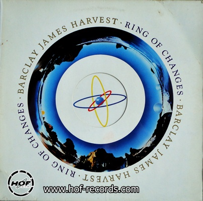 Barclay James Harvest - Ring Of Changes 1lp