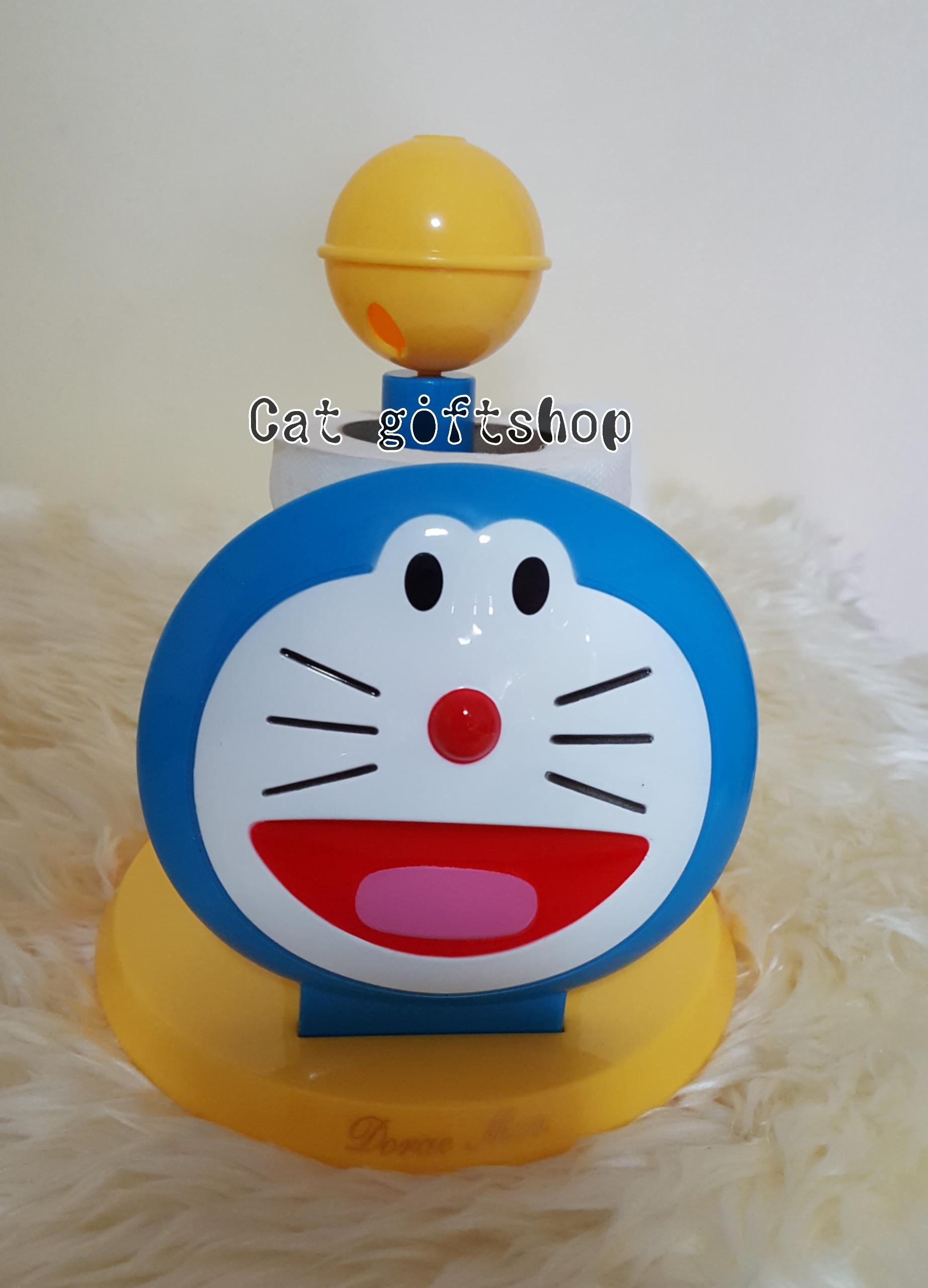 พร้อมส่ง :: ที่วางทิชชู่ม้วน Doraemon
