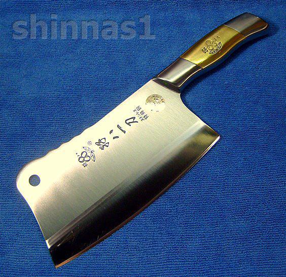 มีดปังตอสำหรับสับเนื้อ กระดูกสัตว์ ส่งขายญี่ปุ่น