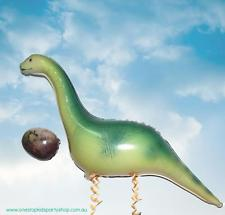 Dinosaur with eggs Walking Balloons - ไดโนเสาร์บอลลูน / Item No. TL-K025