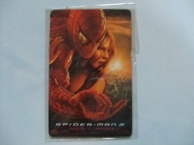 SPIDER - MAN 2, 2004