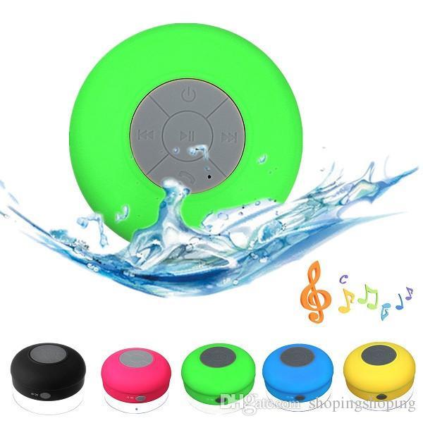 ลำโพงบลูทูธกันน้ำ BTS-06 Bluetooth Speaker