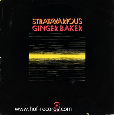 Ginger Baker - Stratavarious 1972
